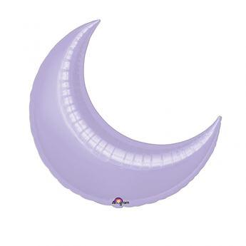 Imagen de Globo luna lavanda 66cm (3)