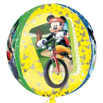 Imagen de Globo Mickey Mouse esférico