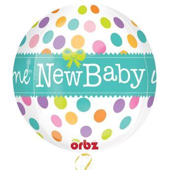 Imagens de Globo New Baby esférico