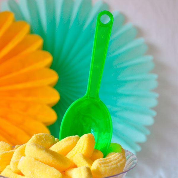 Imagen de Cuchara verde candy bar