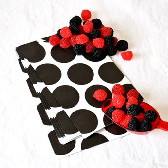 Picture of Bolsas candy bar negras papel (10)