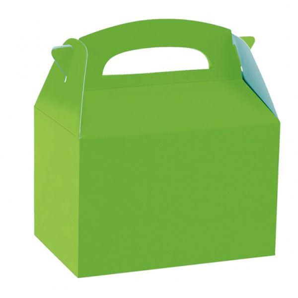 Imagen de Caja verde claro