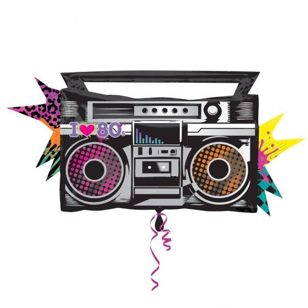 Imagen de Globo radio Años 80