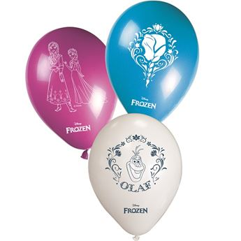 Picture of Globos Frozen (8)
