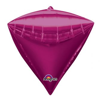 Picture of Globo fucsia diamante