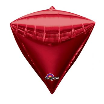 Picture of Globo rojo diamante