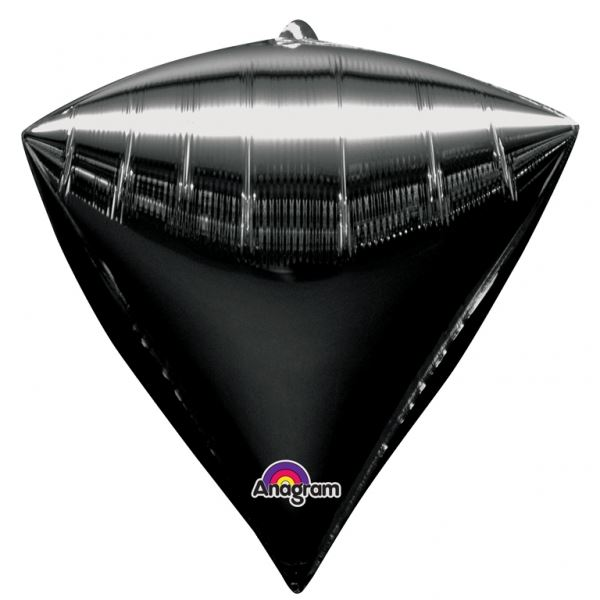 Imagen de Globo negro diamante