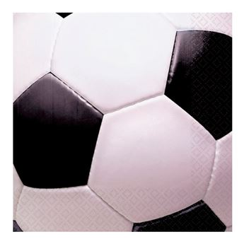 Picture of Servilletas balón de fútbol (16)