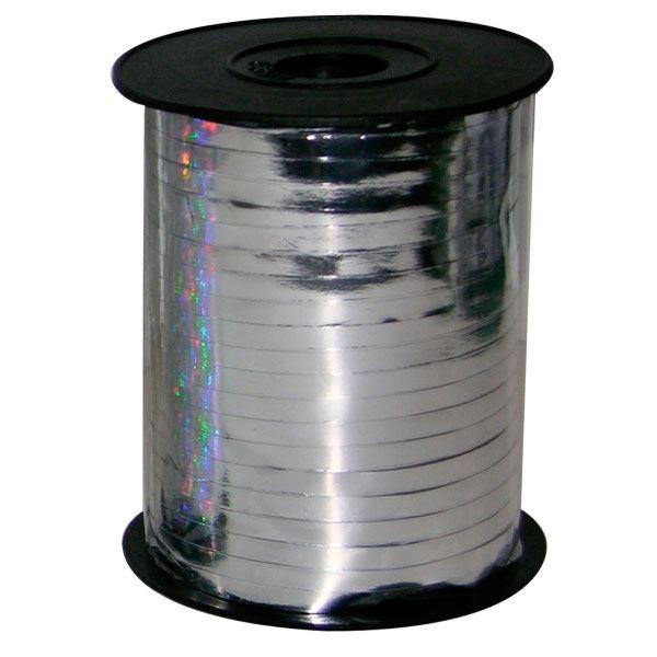 Imagen de Rollo cinta plata brillante (230m)