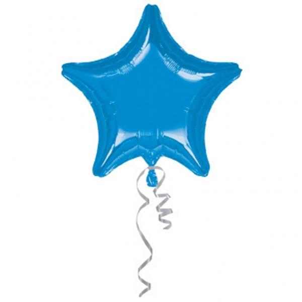 Imagens de Globos estrella azul jumbo (3)