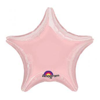 Imagens de Globos estrella rosa jumbo (3)