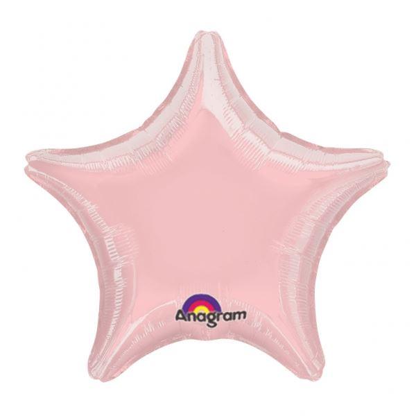 Imagen de Globos estrella rosa jumbo (3)