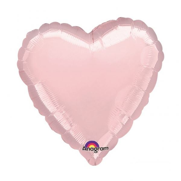 Imagens de Globos corazón rosa jumbo (3)