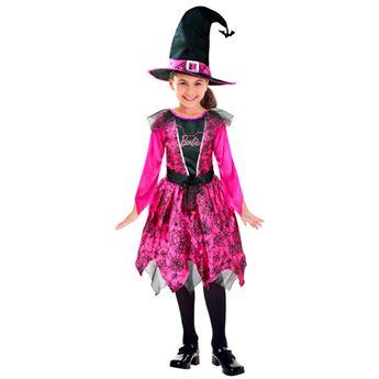 Picture of Disfraz Barbie bruja 5-7 años