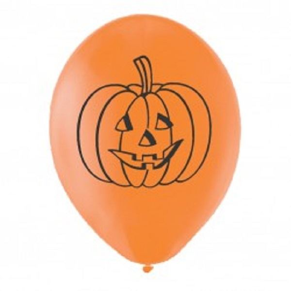Picture of Globos calabaza (6)