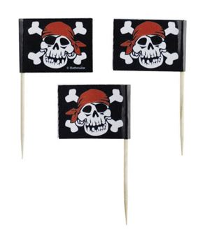 Picture of Pinchos Calavera Pirata (30)