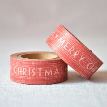 Picture of Washi tape Merry Christmas