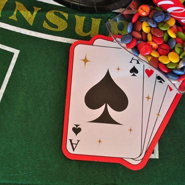 Imagens por categoria Decoración fiesta Casino Las Vegas