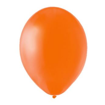 Picture of Globos Naranja R9 Medianos (50)