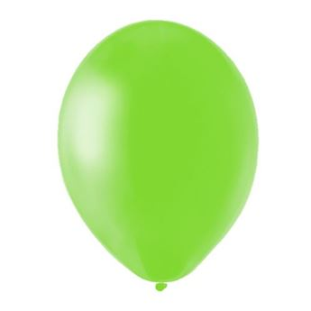 Picture of Globos Verde Claro R9 Medianos (50)