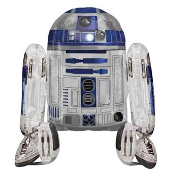 Picture of Globo andante R2D2 Star Wars (96CM)