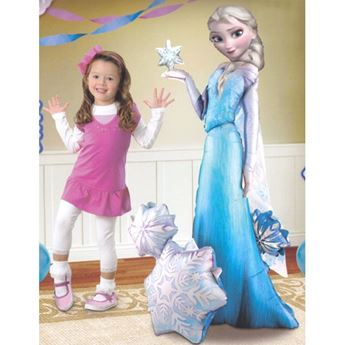 Picture of Globo andante Frozen Elsa