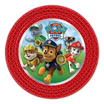 Picture of Platos Patrulla Canina grandes (8)