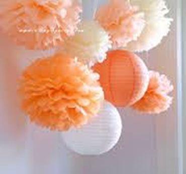 Imagens por categoria Pompones y linternas