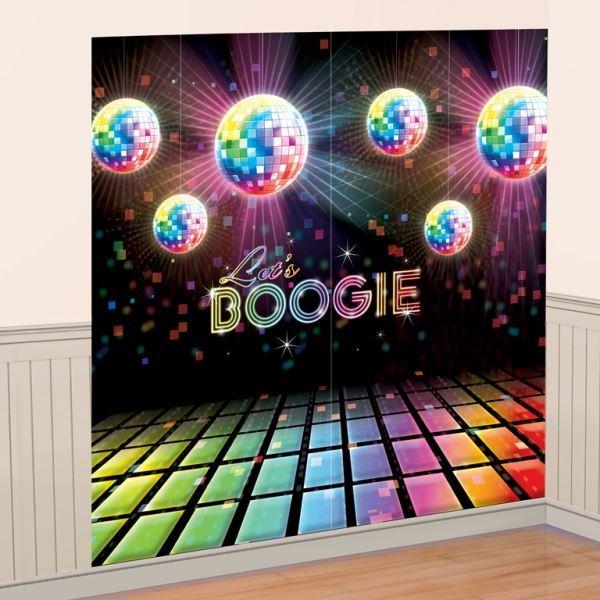 Imagens de Fondo Photocall disco Boogie