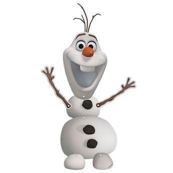 Picture of Troquelado Olaf Frozen