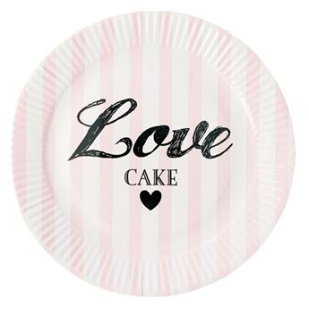 Picture of Platos Love Cake grandes (8)