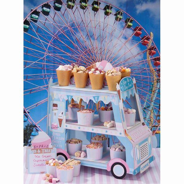 Imagen de Stand camión de helados