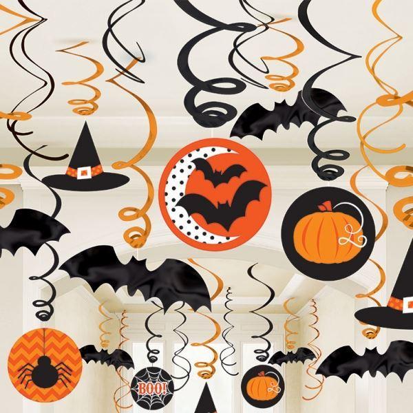 Picture of Decorados espirales Halloween (30)