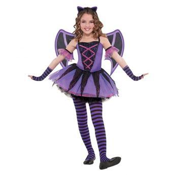 Imagens de Disfraz vampira bailarina 4-6 años
