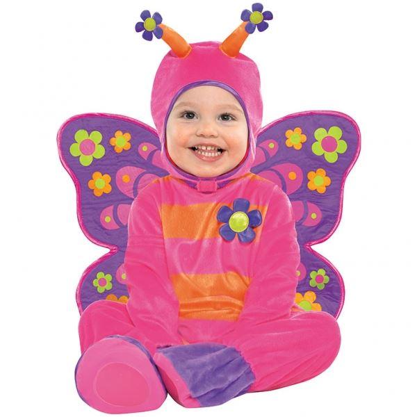 Comprar disfraz beb mariposa 6 a 12 meses online al - Disfraz de mariquita bebe ...