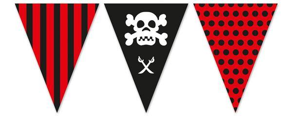 Picture of Banderín pirata