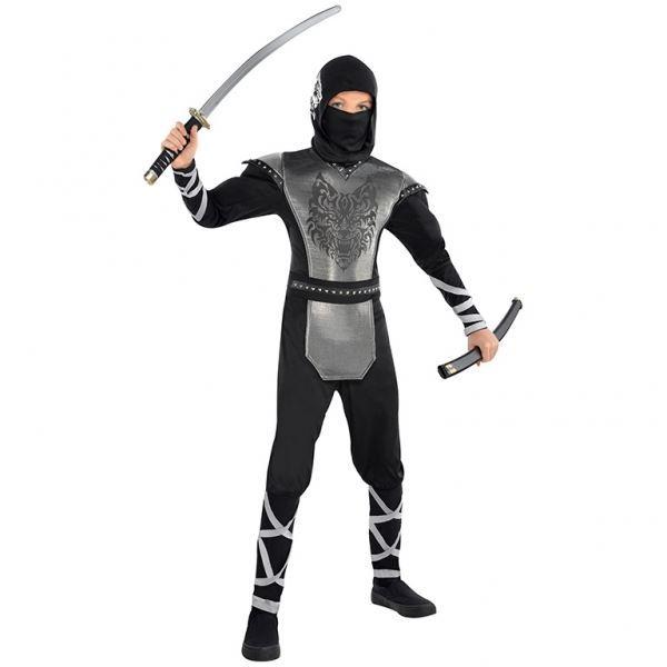 Picture of Disfraz ninja (4 a 6 años)