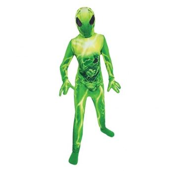Imagen de Disfraz Extraterrestre (8 a 10 años)