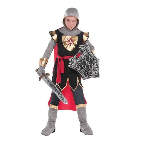 b5db7f5c0 Disfraz guerrero medieval (8 a 10 años)