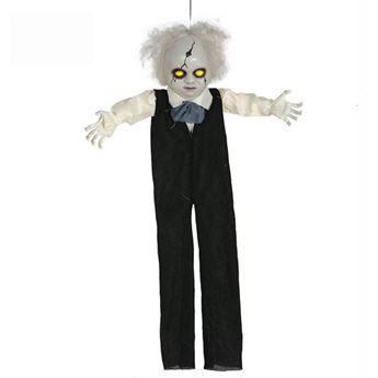 Imagens de Figura colgante muñeco diabólico 60cm