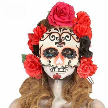 Imagen de Careta Día de los Muertos