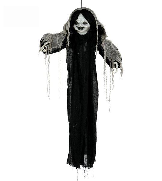 Imagens de Figura colgante muñeco terrorífico 120cm