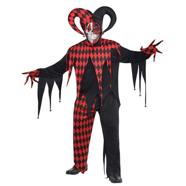 Imagens de Disfraz Joker asesino lujo Talla XL