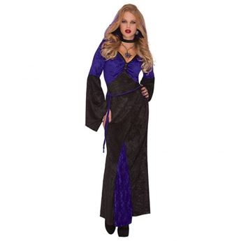 Imagens de Disfraz bruja elegante. Talla M