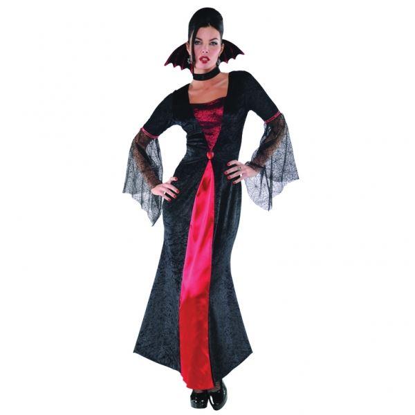 b063d88576 Disfraz vampira elegante Talla XL✅ por sólo 38