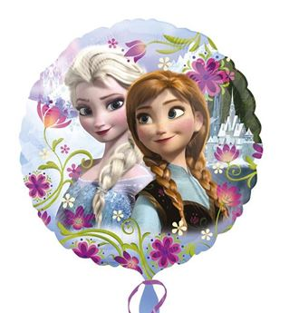 Picture of Globo Frozen especial
