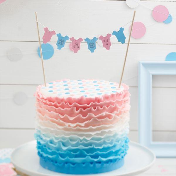 Imagens de Topper tarta bebé