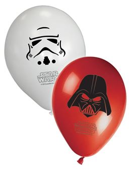 Picture of Globos Star Wars (8)