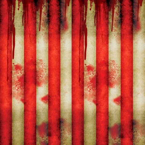 Imagens de Fondo pared circo siniestro 12 metros