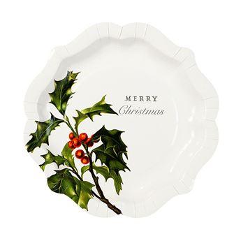 Imagen de Platos Navidad clásica (12)